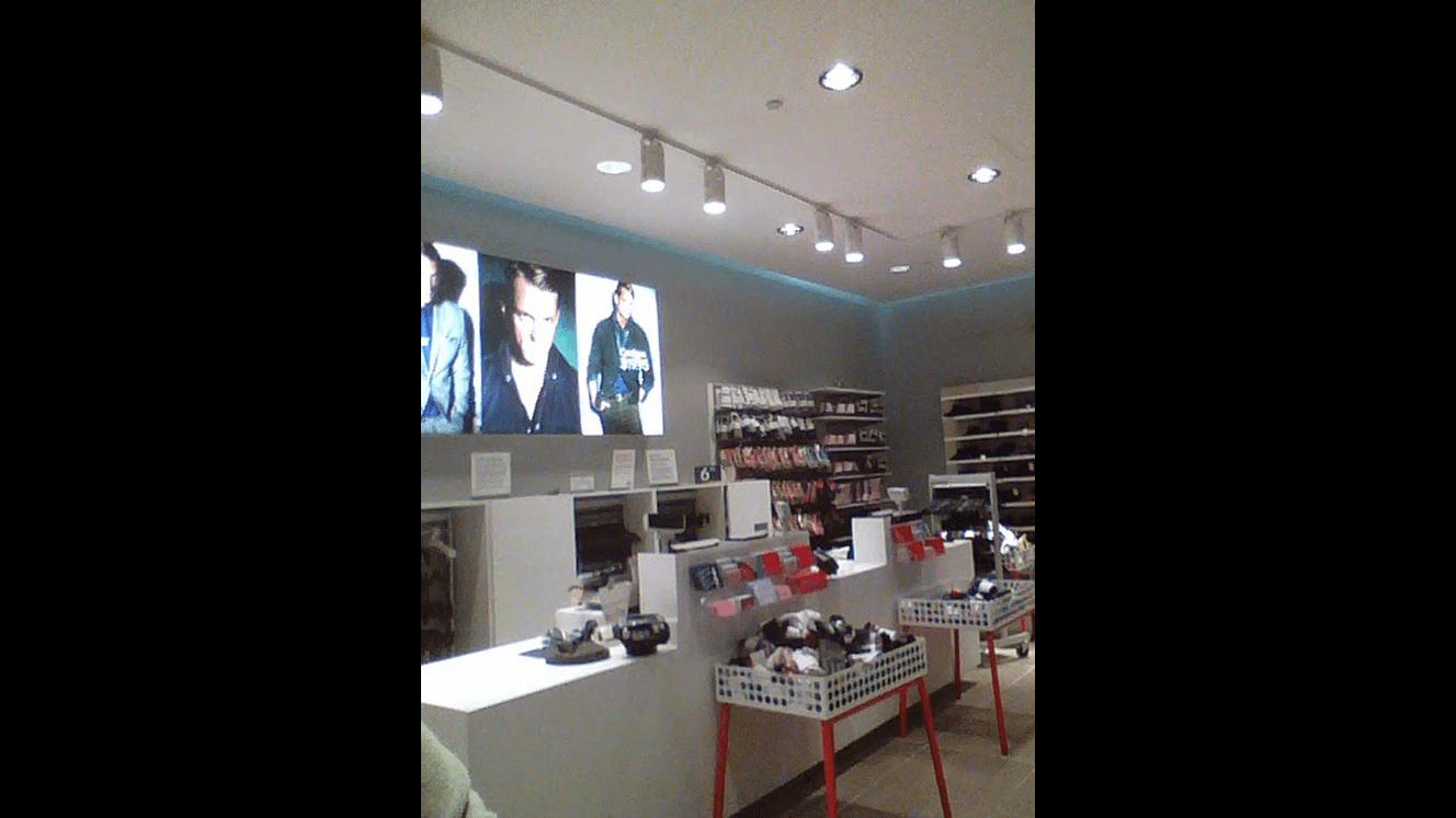 H&M interior