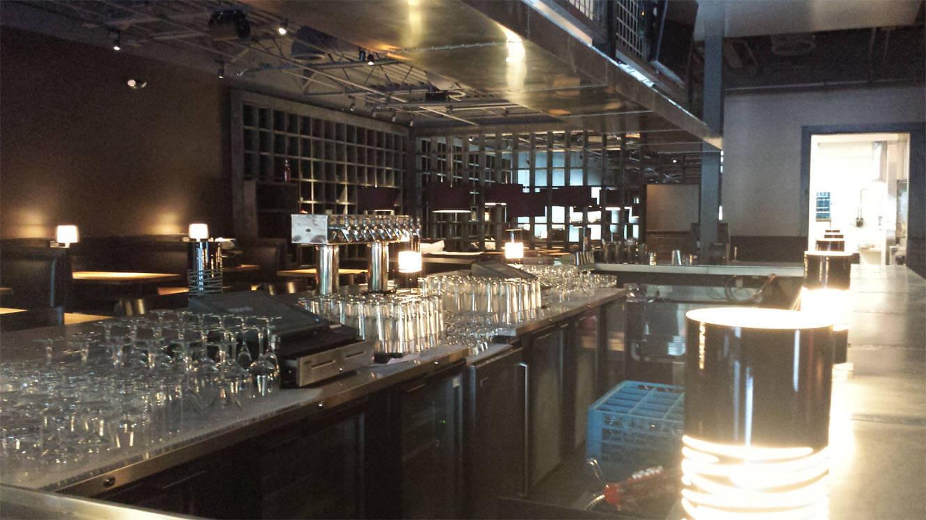 mason tavern from bar